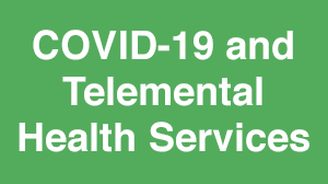COVID-19 and Telemental Health Services
